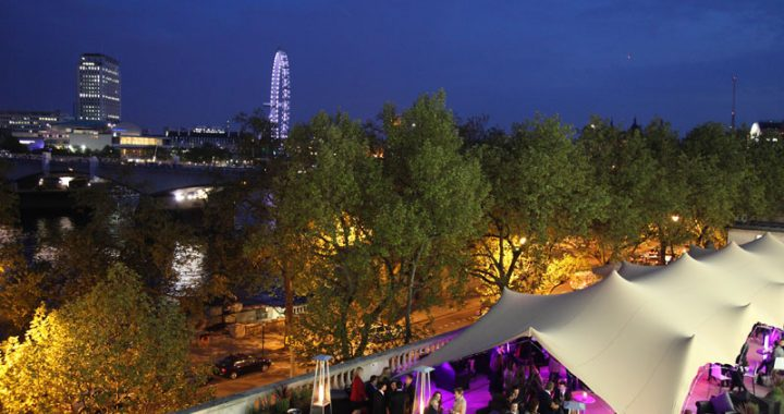 London's top 20 Alfresco Terraces and Rooftop Bars