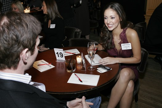 Why Speed Dating is becoming the new Tinder