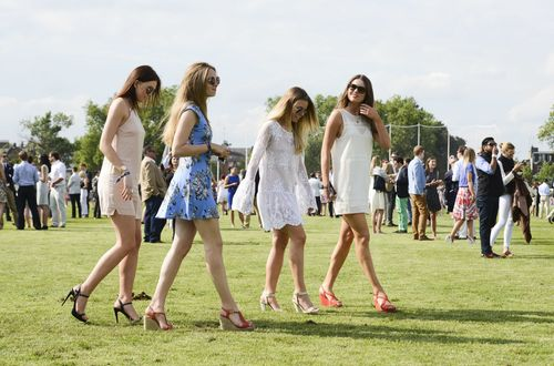 What to wear for a Polo Match in the UK