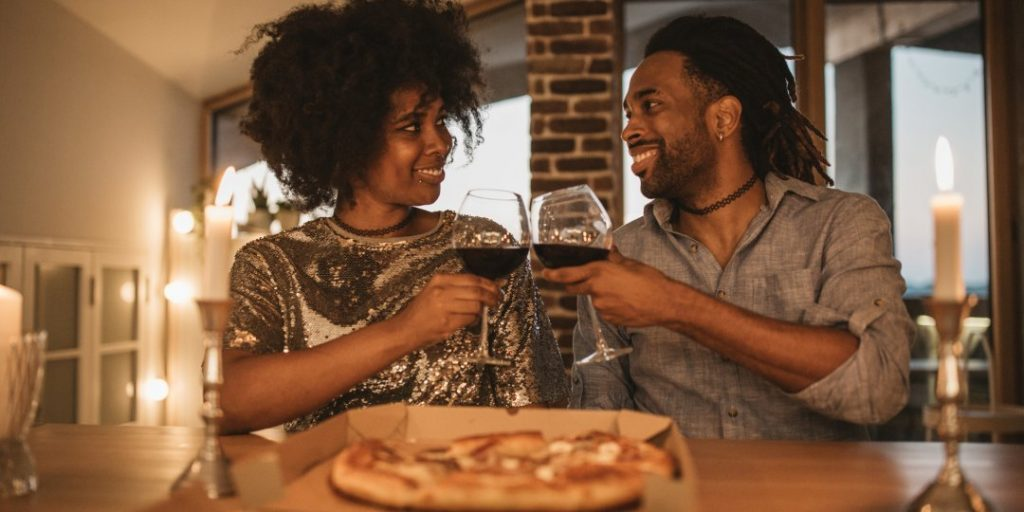 pizza slow dating