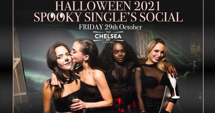 Halloween – Big Singles Night Out! Free Pizza & 241 Cocktails